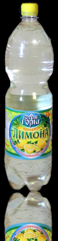 Напиток «С ароматом лимона» объем (ПЭТ) 1,5 л