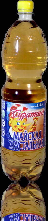 Напиток «Буратино» (ПЭТ) объем 1,5 л