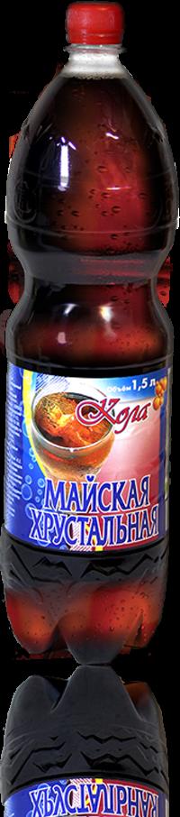 Напиток «Кола» (ПЭТ) объем 1,5 л., 0,5 л