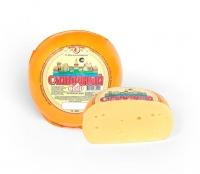 Сыр полутвердый Сливочный деревенский