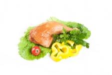Окорочoк из мяса птицы