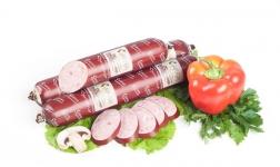 Колбаса варено-копченая «Охотничья»