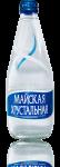 Вода газированная (стекло) объем 0,5 л