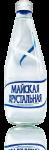 Вода негазированная (стекло) объем 0,5 л